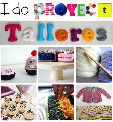 Talleres de cocina, costura, crochet... en Sevilla (otoño 2012)