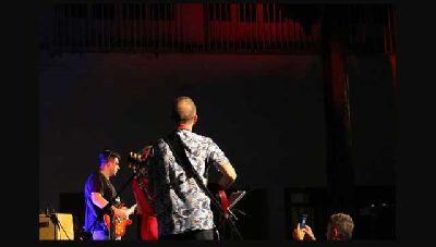 Foto promocional del concierto del Taller de Rock CICUS