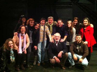 V Taller de teatro para el crecimiento personal (oct-dic 2013)