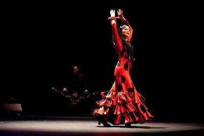 Flamenco: Tamara Lucio y Fernando Jiménez en 21 Grados 2015 del CICUS Sevilla