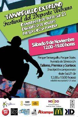 Tamarguillo Extremo Festival del Deporte Urbano en Sevilla