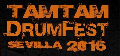 Conciertos: TamTam Drumfest Sevilla 2016 en el Teatro Central de Sevilla