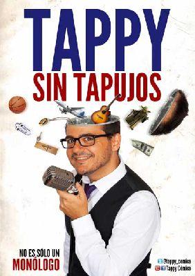 Humor: Tappy. Sin tapujos en La Imperdible Sevilla