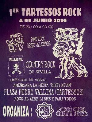 Conciertos: I Tartessos Rock de Sevilla