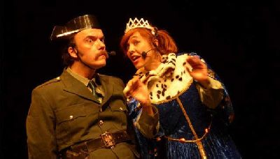 Teatro: 23F - La versión de Tejero en la Sala Cero de Sevilla