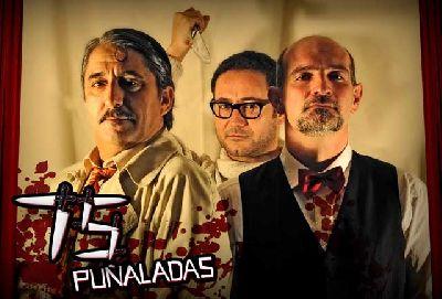 Teatro: 75 puñaladas en La Imperdible de Sevilla