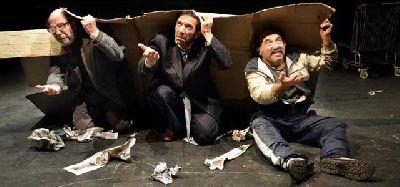 Teatro: Ahora todo es noche en el Teatro Central de Sevilla
