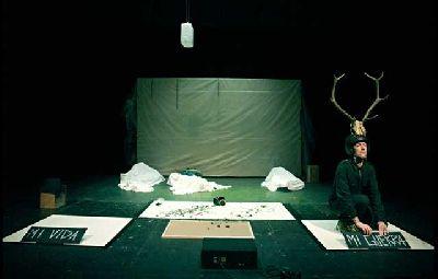 Teatro: Estudios para el amor, la muerte y la paciencia en TNT