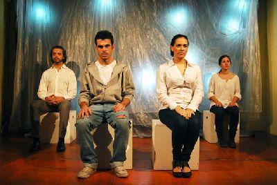 Teatro: Ansia estreno en la Sala El Cachorro de Sevilla