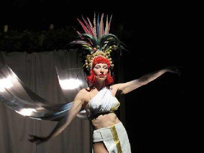 Teatro: Apassionata en La Fundición de Sevilla 2018