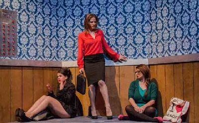 Teatro: ¿A qué piso vas? en la Sala Cero de Sevilla