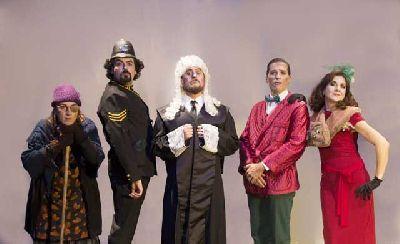 Teatro: Asesinato bajo una farola en La Fundición Sevilla