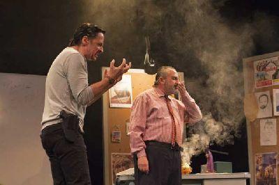 Teatro: El asesino de la regañá en la Sala Cero de Sevilla 2019