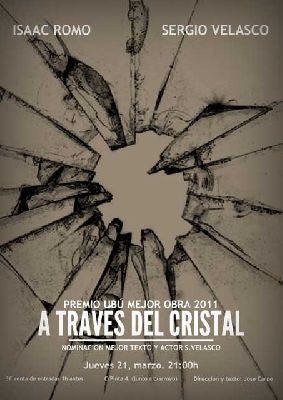 Microteatro: A través del cristal en Sevilla
