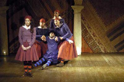 Teatro: Auto de la Sibila Casandra en Espacio Santa Clara Sevilla