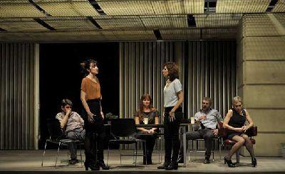 Teatro: Aventura! en el Teatro Central de Sevilla