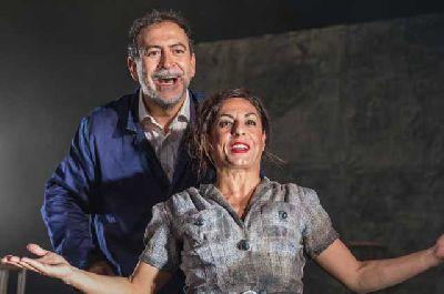 Teatro: Ay, Carmela en el Teatro Lope de Vega de Sevilla 2018