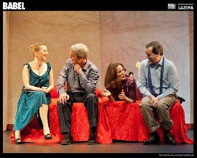 Teatro: Babel en el Lope de Vega de Sevilla
