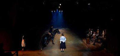Teatro: Bodas de sangre en el Teatro Central de Sevilla