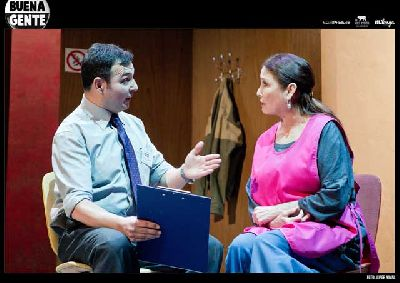 Teatro: Buena gente en el Teatro Lope de Vega de Sevilla