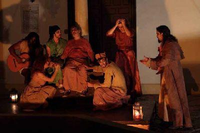 Teatro: Tiempo de Burlas y Entremeses en Viento Sur Teatro Sevilla