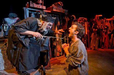 Teatro: El Buscón en el Centro TNT-Atalaya de Sevilla