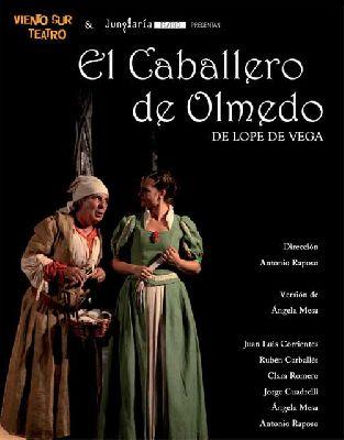 Teatro: El caballero de Olmedo en Noches de la Buhaira 2013