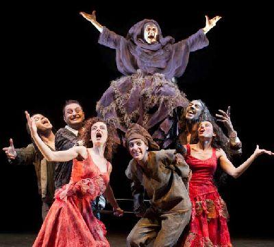 Teatro: Celestina, la tragicomedia en la Torre de don Fadrique Sevilla