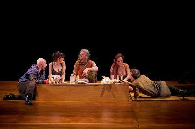 Teatro: Celestina en el Teatro Central de Sevilla