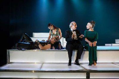 Teatro: César & Cleopatra en el Teatro Lope de Vega de Sevilla