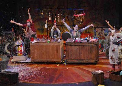 Espectáculo: Rhum en el Teatro Central de Sevilla