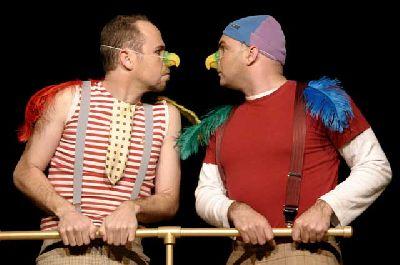 Teatro: Clowndumental en la Sala Cero de Sevilla