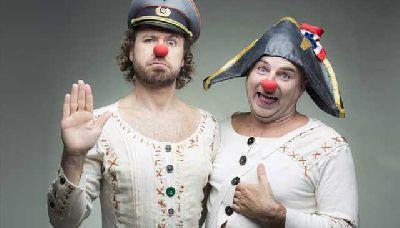 Teatro: Clownquistadores en la Sala Cero de Sevilla