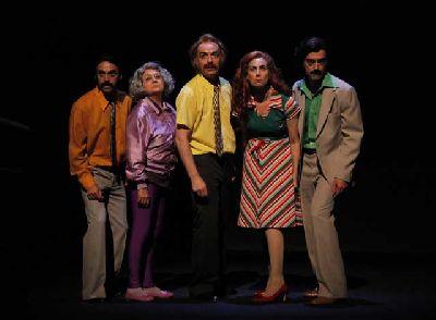 Teatro: 'Una comedia americana sobre la ansiedad' en el Quintero