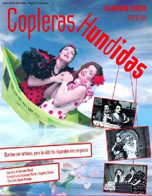 Teatro: Copleras hundidas en el CICUS