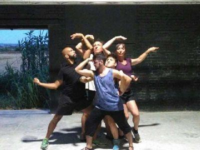 Teatro: Crotch en el Centro TNT-Atalaya de Sevilla