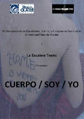 Teatro: Cuerpo / soy / yo en La Fundición de Sevilla