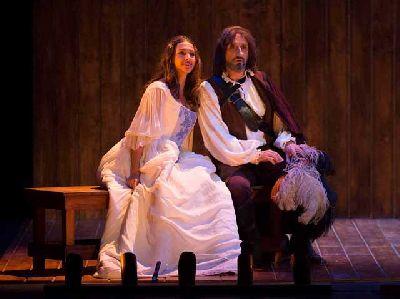 Teatro: Cyrano de Bergerac en el Teatro Lope de Vega de Sevilla