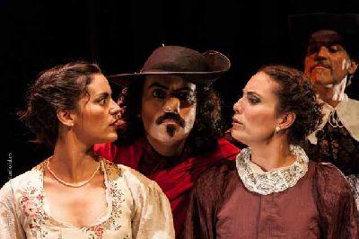 Teatro: Cyrano en La Fundición Sevilla (diciembre 2017)