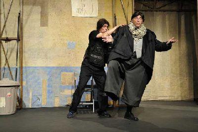 Teatro: Da capo en la Sala Cero de Sevilla