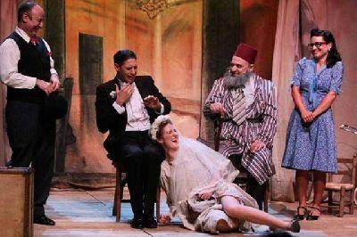 Teatro: La dama boba en Espacio Santa Clara de Sevilla