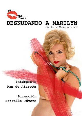 Teatro: Desnudando a Marilyn en Viento Sur Teatro Sevilla
