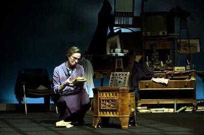 Teatro: El diccionario en el Teatro Lope de Vega de Sevilla