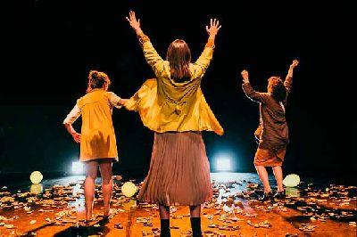 Foto de la obra de teatro Dirección Gritadero