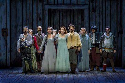 Teatro: Donde hay agravios no hay celos en el Lope de Vega Sevilla