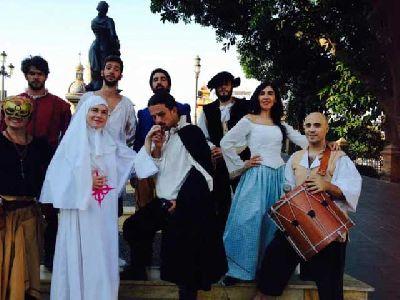 Teatro: Don Juan Tenorio en Viento Sur Teatro Sevilla 2015