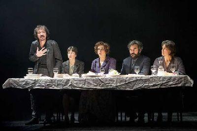 Teatro: Edipo rey en el Teatro Central de Sevilla