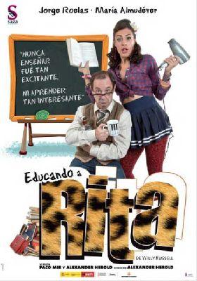 Teatro: Educando a Rita en el Teatro Quintero de Sevilla