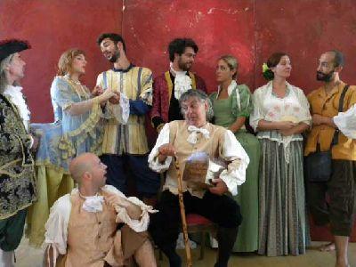 Teatro: El avaro en el Teatro Quintero de Sevilla