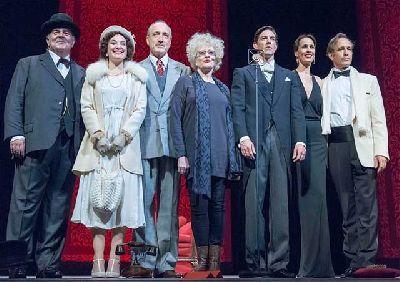 Teatro: El discurso del rey en el Teatro Lope de Vega de Sevilla